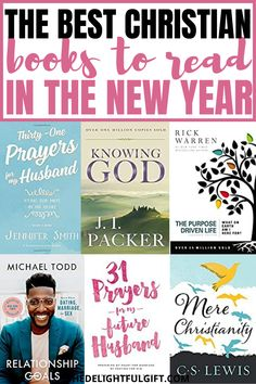 My favorite top Christian books to read. You'll find great spiritual help on your journey through your spiritual life. Some of these books are the most amazing Christian books to read for women. I especially love Relationship goals by Michael Todd. This is one of the best Christian books to read before marriage.