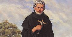 St. Peregrine Laziosi (1260-1345) Patron Saint of those suffering from Cancer