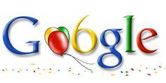 Sexto aniversario de Google
