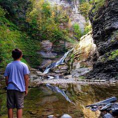 #waterfallwednesday #waterfallsaroundtheworld #EnfieldGlen #ithacaisgorges #ithacafalls #ithacagram #ithaca  #explorenature #exploreupstate #getoutside #hiking #igers #ispyny #igersny #ihikeny #hikeny #iloveny #landscapes #nature #SeekTheTrails #newyork_instagram #NewYorkExplored #insta_nature #upstatelife #upstateny #nystateparks #waterfall #upperrightusa #luciferfalls #rei1440project by jthomas_adker
