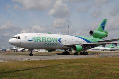 N526MD DC-10-30F Arrow Air Cargo