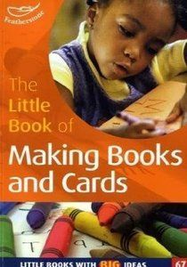 Little Book of Making Books and Cards by Sally Featherstone, Paperback, NEW