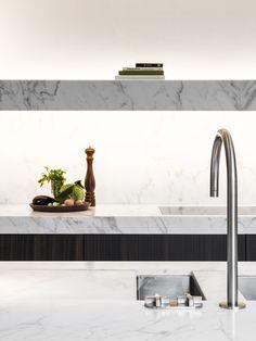 Obumex I Kitchen I Marble I Joseph Dirand