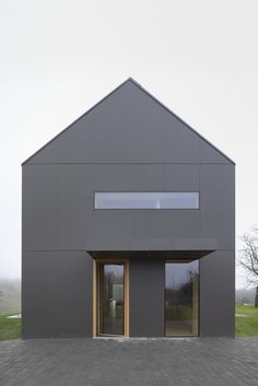 Arhitektura d.o.o. - Project - THE BLACK HOUSE – A MODERN HAYRACK - Image-26