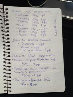Sil Gonzalez Bullet Journal, Healthy Recipes, Food Items, Diets, Hipster Stuff