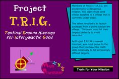Project T. Explore angles and velocity while training with the team from Project T. Projectile Motion, Geometry Games, Area And Perimeter, Math Games, Angles, Product Launch, Training, Science, Explore