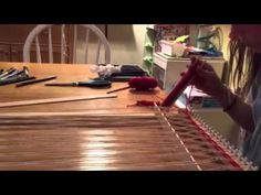 Part 1 of What to do after you open the Lap Loom box. This video is not associated with Harrisville Designs or Magic Cabin. We made it because we were so sur...