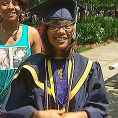 For most of her high school years, 17-year-old Chelsea Fearce and her family have bounced around homeless shelters, or lived in a car if they had one. Today, she graduated as valedictorian of her class from Charles Drew High School in Ga. with a 4.466 GPA.