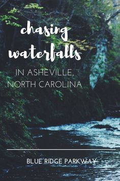 Looking Glass, Sliding Rock and Moore Cove Falls for a half day adventure in the Blue Ridge Mountains near Asheville, NC.#roadtrips #daytripsanddaydreams
