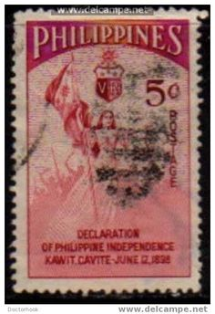 PHILIPPINES Scott # 615 F-VF USED -  http://www.delcampe.com/page/item/id,0012423472,language,E.html