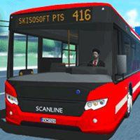 Bus Simulator là tựa game mô phỏng vô cùng thú vị và hấp dẫn. Người chơi sẽ được lái những mẫu xe được cấp phép trong nhiều thành phố nổi tiếng như MAN hay IVECO BUS.Nhiệm vụ của người chơi trong game là đưa hành khách của mình tới điểm đích an toàn. Ngoài ra, bạn cũng có thể chơi ở chế độ nhiều người.Bối cảnh trong game rất rộng lớn, kết hợp với đồ hoạ 3D sắc nét chắc chắn sẽ khiến người chơi không thể rời mắt khỏi màn hình.Bạn sẽ có thể cảm nhận được công việc và cuộc sống thường ngày củ
