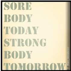 Workout quote #Workout #Motivation