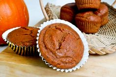 Recipe for Vegan Pumpkin Cupcakes