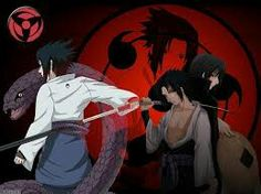 Sasuke uchiha sharingan