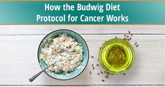 The Budwig Diet has been used to successfully treat cancer and a variety of other diseases. Discover why it works and how to make the Budwig Diet mixture.