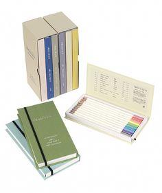 Tombow Irojiten, colour pencils encyclopedia.