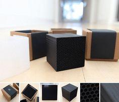 Chikuno Cubes: Natural Bamboo Air Fresheners