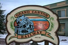 williams arizona train ride - Bing Images He loves trains and we rode this one to Grand Canyon! Rb