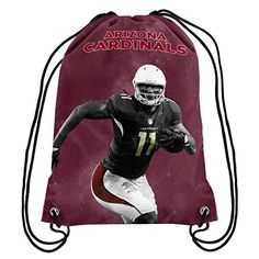 NFL Player Printed Drawstring Backpack  http://allstarsportsfan.com/product/nfl-player-printed-drawstring-backpack/  Officially Licensed Apprx 17.5″ x 13.5″ Drawstring closure