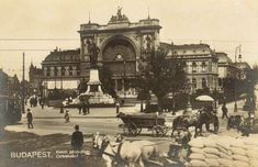 Old Photos, Vintage Photos, Central Europe, Budapest Hungary, Vintage Photography, Rotterdam, Tao, Beautiful Places, The Past