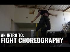 Intro to FIGHT CHOREOGRAPHY– With Yung Lee! - YouTube
