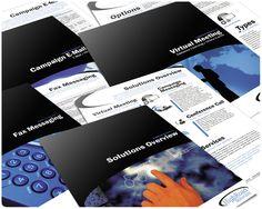 Desenvolvimento dos Folders da empresa.