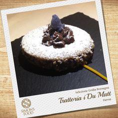 La Duchessa (con cioccolato, crema pasticcera e zabaione) Parma, Cake, Desserts, Food, Pie, Postres, Mudpie, Deserts, Cakes