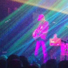 Umphrey's McGee performed on Tuesday at Georgia Theatre