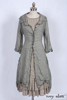 :: Crafty :: Sew :: Clothing ~ Limited Edition Trelawny Frock by Ivey Abitz