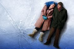 Eternal Sunshine of The Spotless Mind - will watch it while enjoying room service at the hotel!
