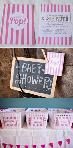 """Ready to Pop"" - baby shower idea"