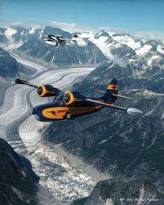 Flight Training – Get Up There Sea Plane, Float Plane, Airplane Flying, Flying Boat, Avion Jet, Bush Pilot, Amphibious Aircraft, Bush Plane, Old Planes