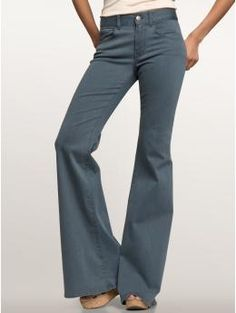 might be investing in these next week... petite high-rise trouser jeans from GAP. $49.99