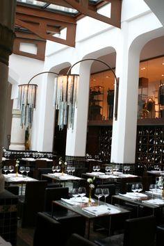 Restauracja Concept Warszawa