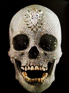 Diamonds all in my skull...