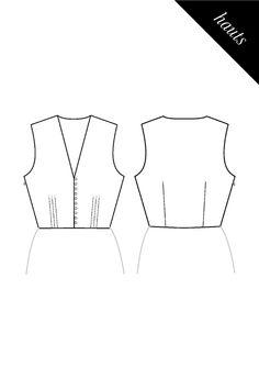 Custom Dresses, Unique Dresses, Box Pleats, Pli, Handmade Dresses, Dress Sewing Patterns, Jumpsuit Dress, Top Pattern, Digital Pattern