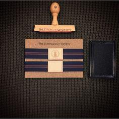 Freshly stamped! #thestrongholdsociety #sleeveholders #sleeveholder #sleevegarter #sleevegarters #suspenders #handmade  #dapperman #tailord  #handcrafted  #rockabilly  #london #nyc #madeinholland #bespoke #handmade  #tailoring #rawdenim #drydenim #heritage #indigo #デニム  #bespoke  #uomo #homme #femme #heritage #freshly #stamped #strongholds