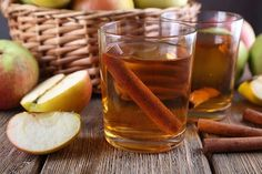 Vinagre de sidra de manzana canela