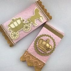 Festa princesa chocolate