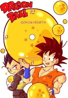 Read goku y vege from the story imajenes de dragon ball by shadow_uke with 157 reads. Goku And Vegeta, Son Goku, Dbz Characters, Dragon Ball Gt, Anime, Chibi, Pikachu, Fan Art, Cartoon
