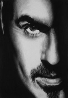George Michael par Alicja