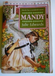 Mandy book by julie edwards (aka julie andrews).  Awesome book.  One of my childhood favorites!