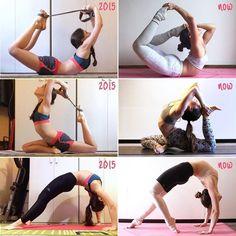 """631 curtidas, 16 comentários - 4 Yoga Life (@4yogalife) no Instagram: """" @martina_sergi"""""""