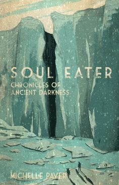 My animated ebook cover for the third book Soul Eater, Chronicles of Ancient Darkness by Michelle Paver!!