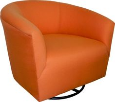 The Twister Chair by Savoy Contract Furniture. It's made for student housing and lounge areas. Very cool!