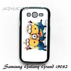 Despicable Me 2 Minions Wide Samsung Galaxy Grand DUOS i9082 Case Cover