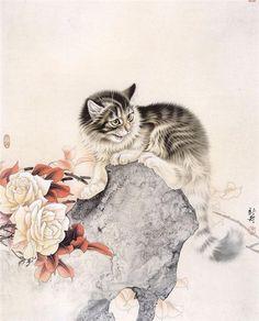 Китайская живопись Гохуа - Поиск в Google