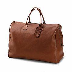 Manufactum Cowhide Travel Bag