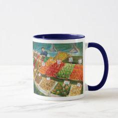 Produce Vendor Mug (Pike Place Seattle)