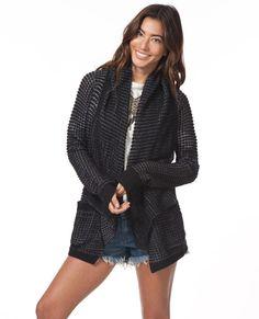 Rip Curl Womens Sweater Shambala Cardigan